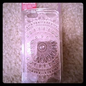 Beautiful jeweled mosaic case for iPhone 5/5S/SE
